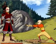 Avatar The Last Air Bender Bending Battle vereked�s j�t�kok